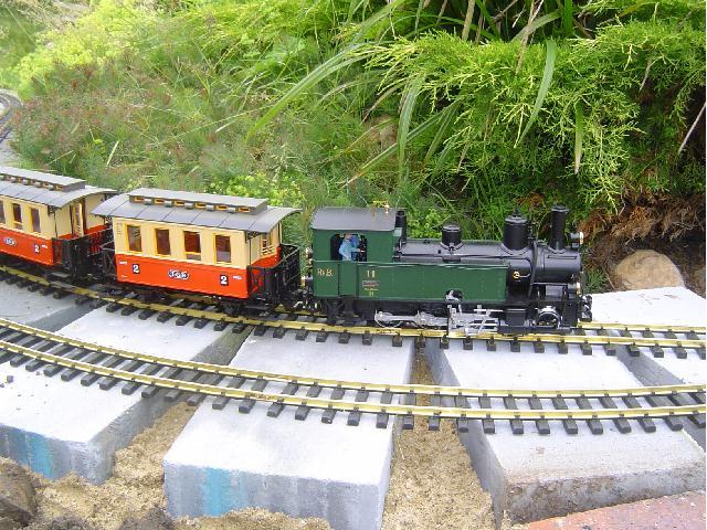 The Oxney Island Line 310