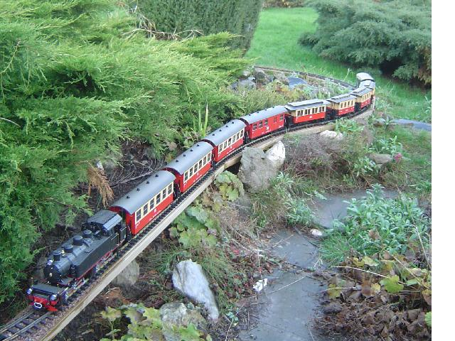 The Oxney Island Line 4511