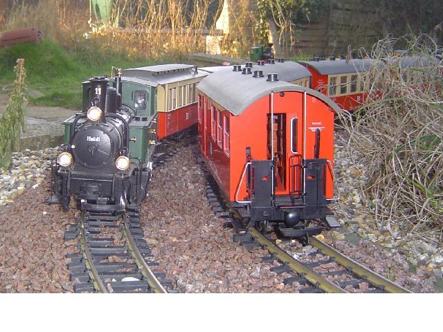 The Oxney Island Line 6310