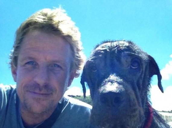 Coup de coeur-  Un jeune rottweiler à l'agonie est récupéré par un ami des bêtes : sa transformation est impressionnanteLa belle histoire de Pénélope Rotty113