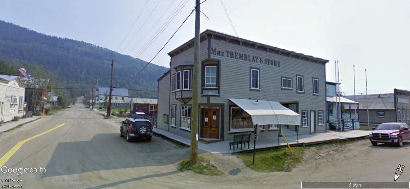 Dawson City, ville témoin de la ruée vers l'or du Klondike. - Page 2 0i2k1518
