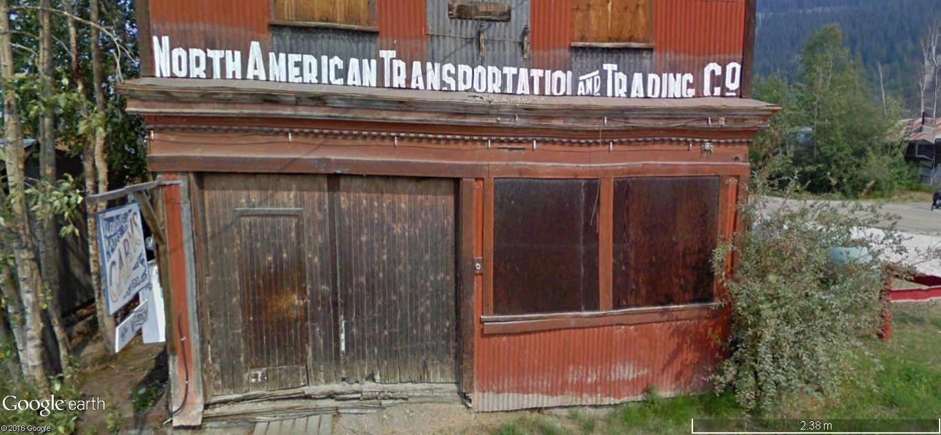 Dawson City, ville témoin de la ruée vers l'or du Klondike. - Page 4 0i2k1523