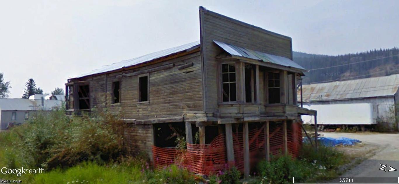 Dawson City, ville témoin de la ruée vers l'or du Klondike. - Page 4 0i2k1524