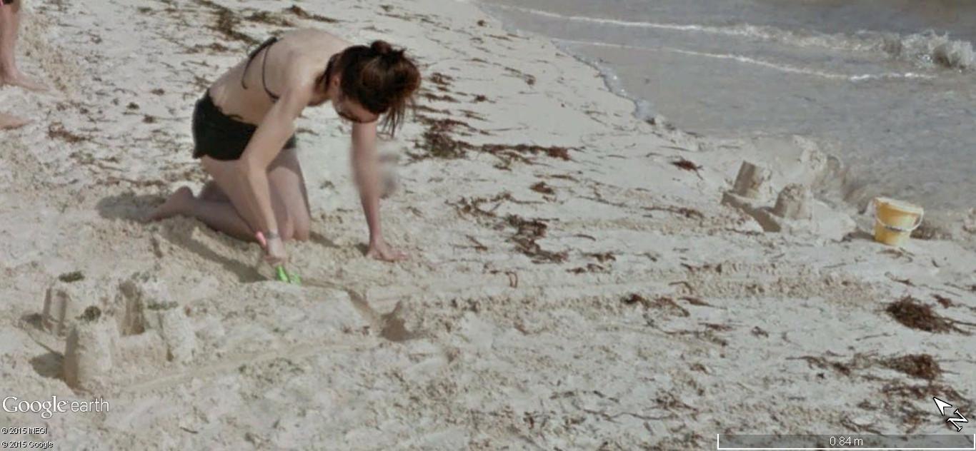 STREET VIEW: Vamos a la playa. Cancun, Mexique  136