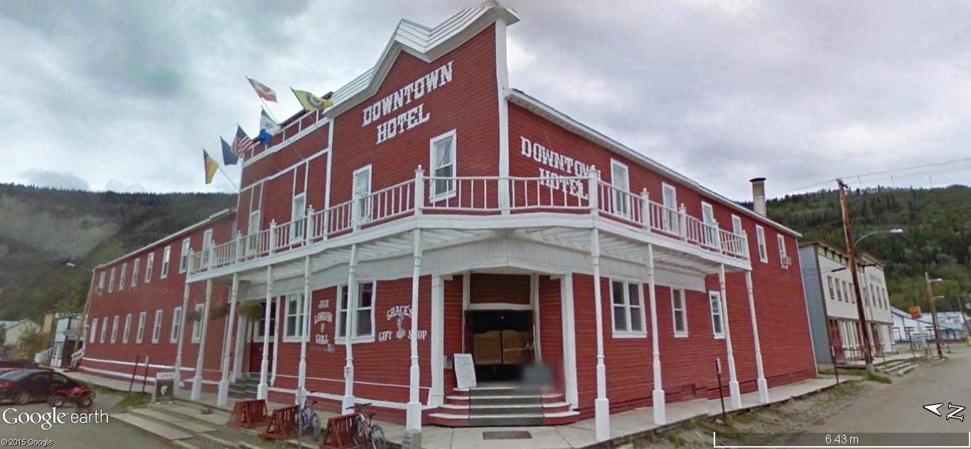Dawson City, ville témoin de la ruée vers l'or du Klondike. - Page 2 155