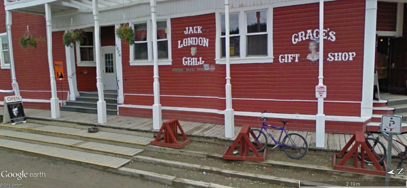 Dawson City, ville témoin de la ruée vers l'or du Klondike. - Page 2 156
