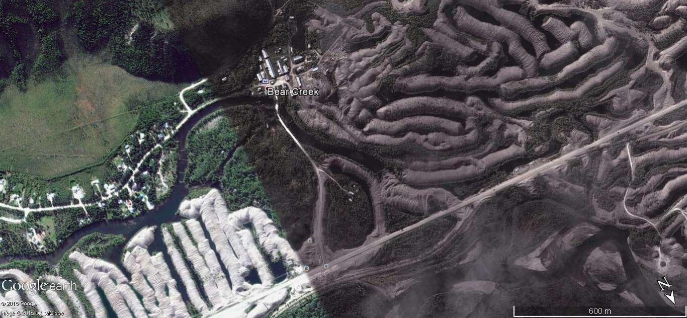 Dawson City, ville témoin de la ruée vers l'or du Klondike. - Page 2 159