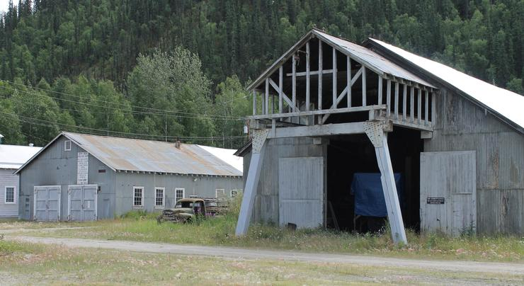 Dawson City, ville témoin de la ruée vers l'or du Klondike. - Page 2 162