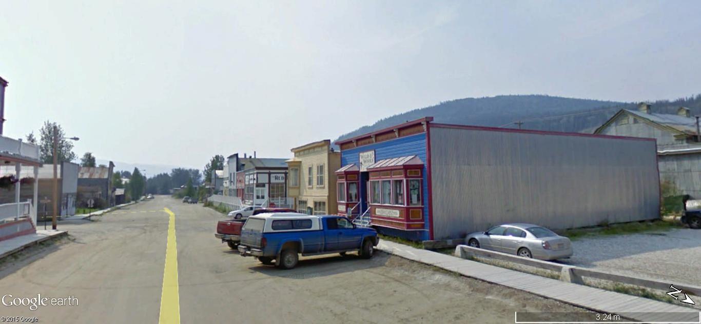 Dawson City, ville témoin de la ruée vers l'or du Klondike. - Page 2 164