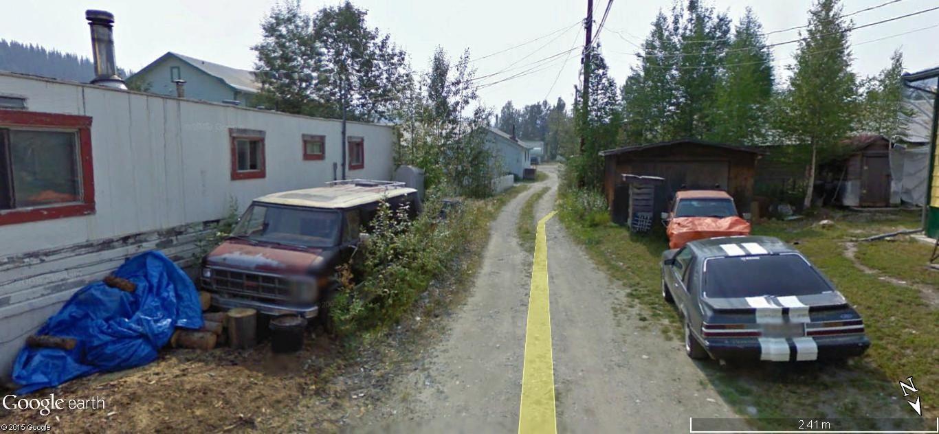 Dawson City, ville témoin de la ruée vers l'or du Klondike. - Page 2 168