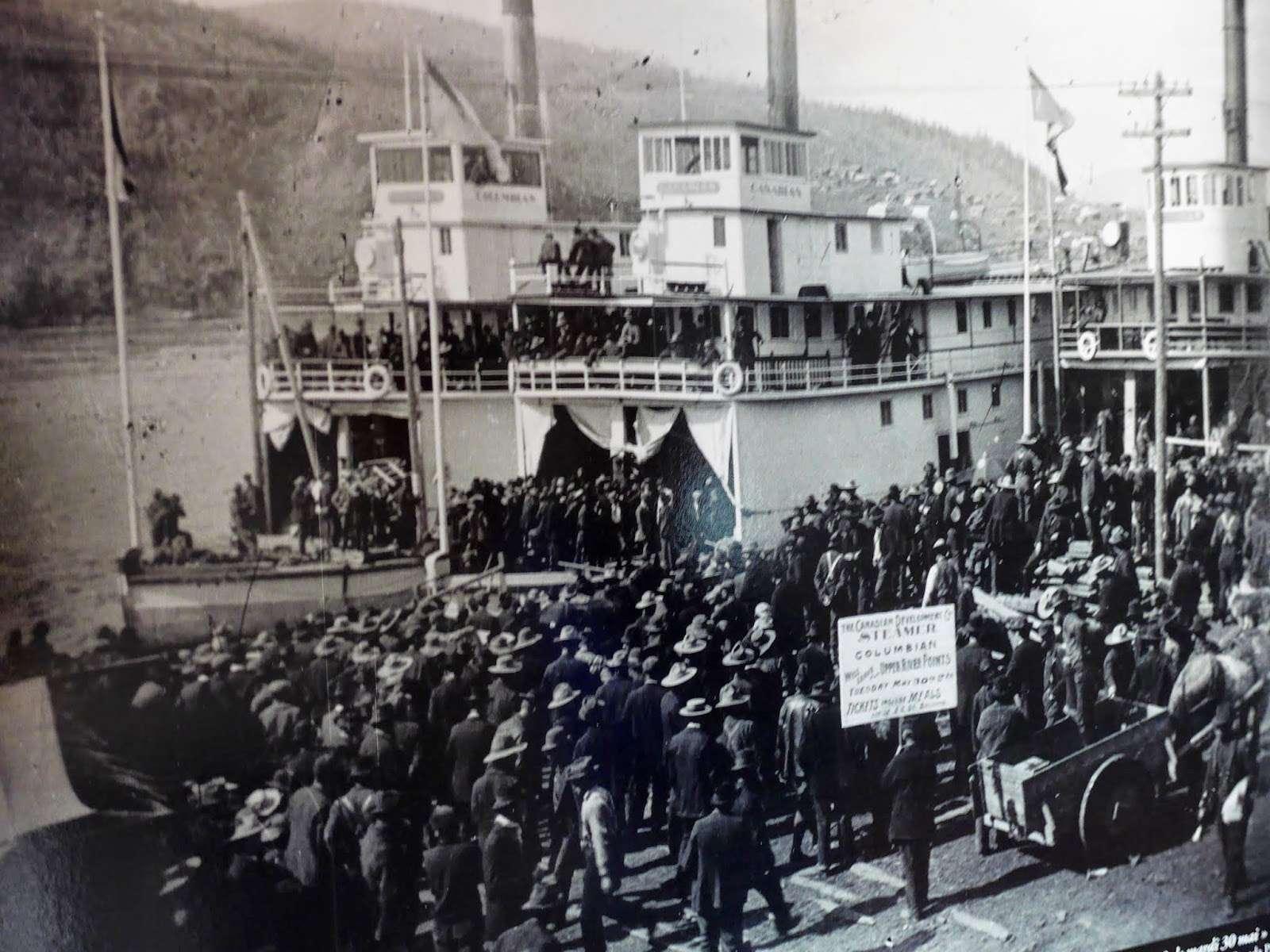 Dawson City, ville témoin de la ruée vers l'or du Klondike. - Page 2 170