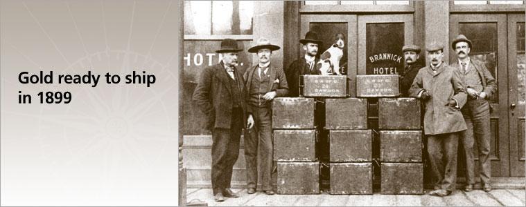 Dawson City, ville témoin de la ruée vers l'or du Klondike. - Page 2 174
