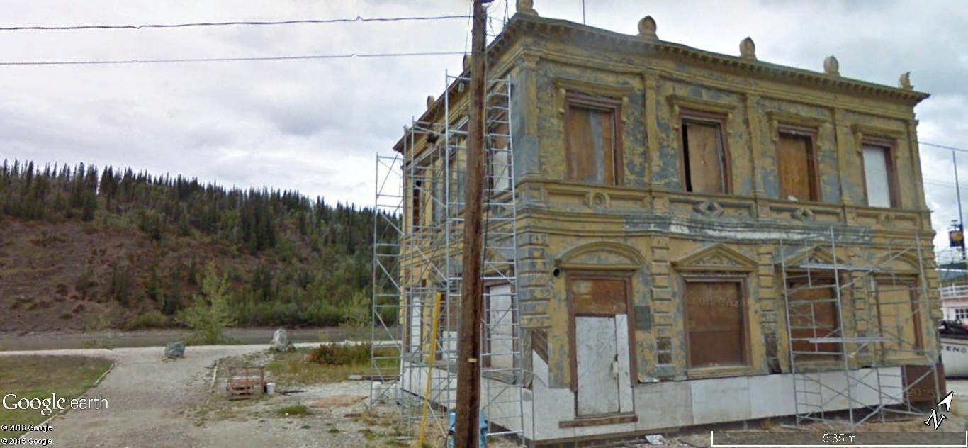 Dawson City, ville témoin de la ruée vers l'or du Klondike. - Page 2 178