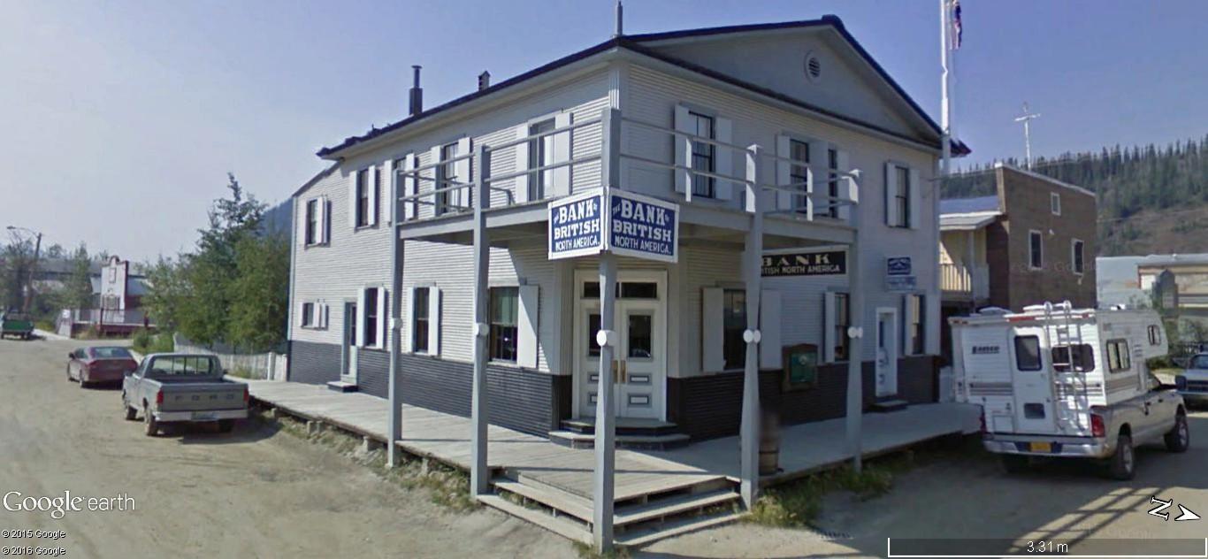 Dawson City, ville témoin de la ruée vers l'or du Klondike. - Page 2 179