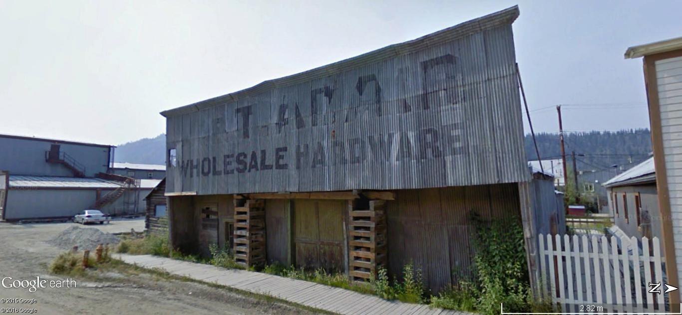 Dawson City, ville témoin de la ruée vers l'or du Klondike. - Page 2 182