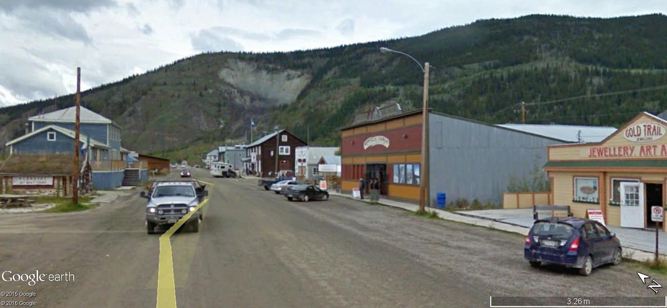 Dawson City, ville témoin de la ruée vers l'or du Klondike. - Page 2 187
