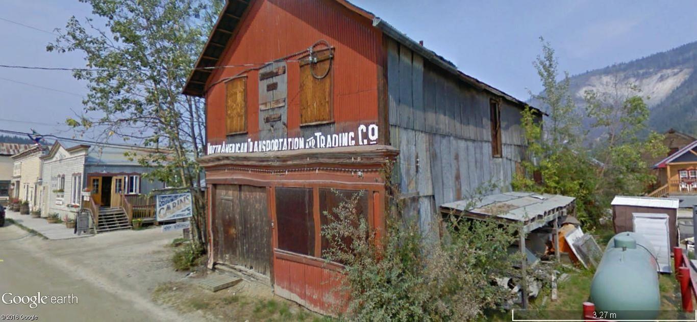 Dawson City, ville témoin de la ruée vers l'or du Klondike. - Page 4 225