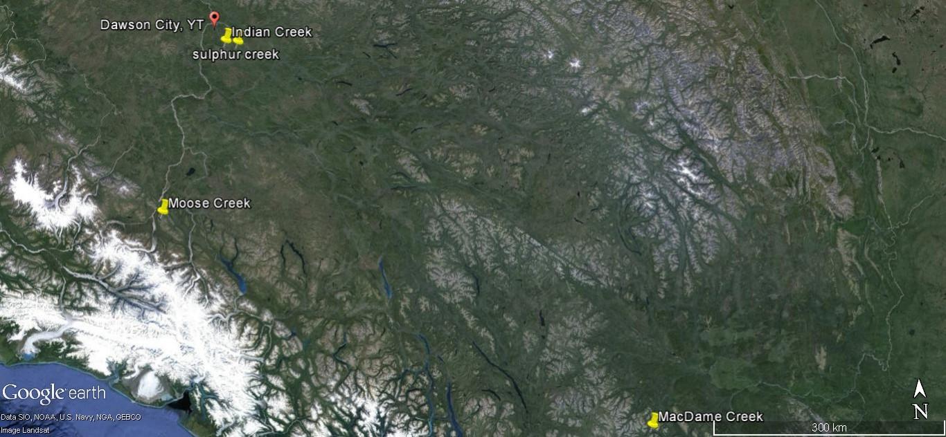 Dawson City, ville témoin de la ruée vers l'or du Klondike. - Page 4 234
