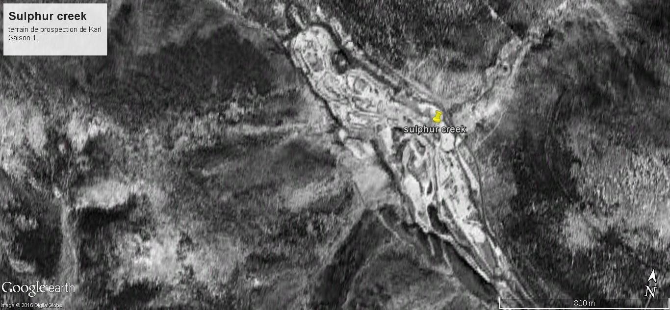 Dawson City, ville témoin de la ruée vers l'or du Klondike. - Page 4 237