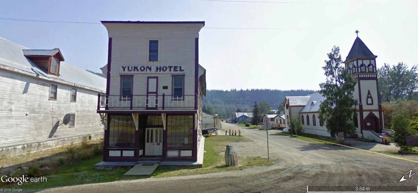 Dawson City, ville témoin de la ruée vers l'or du Klondike. - Page 4 239