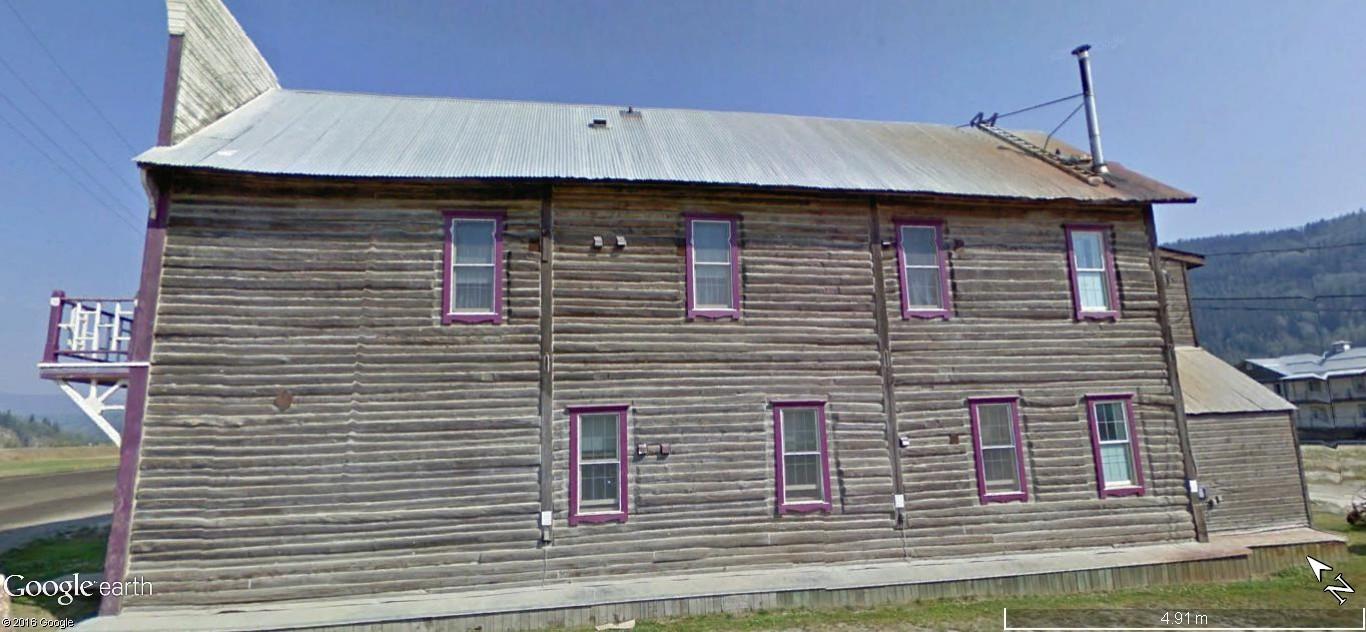 Dawson City, ville témoin de la ruée vers l'or du Klondike. - Page 4 240