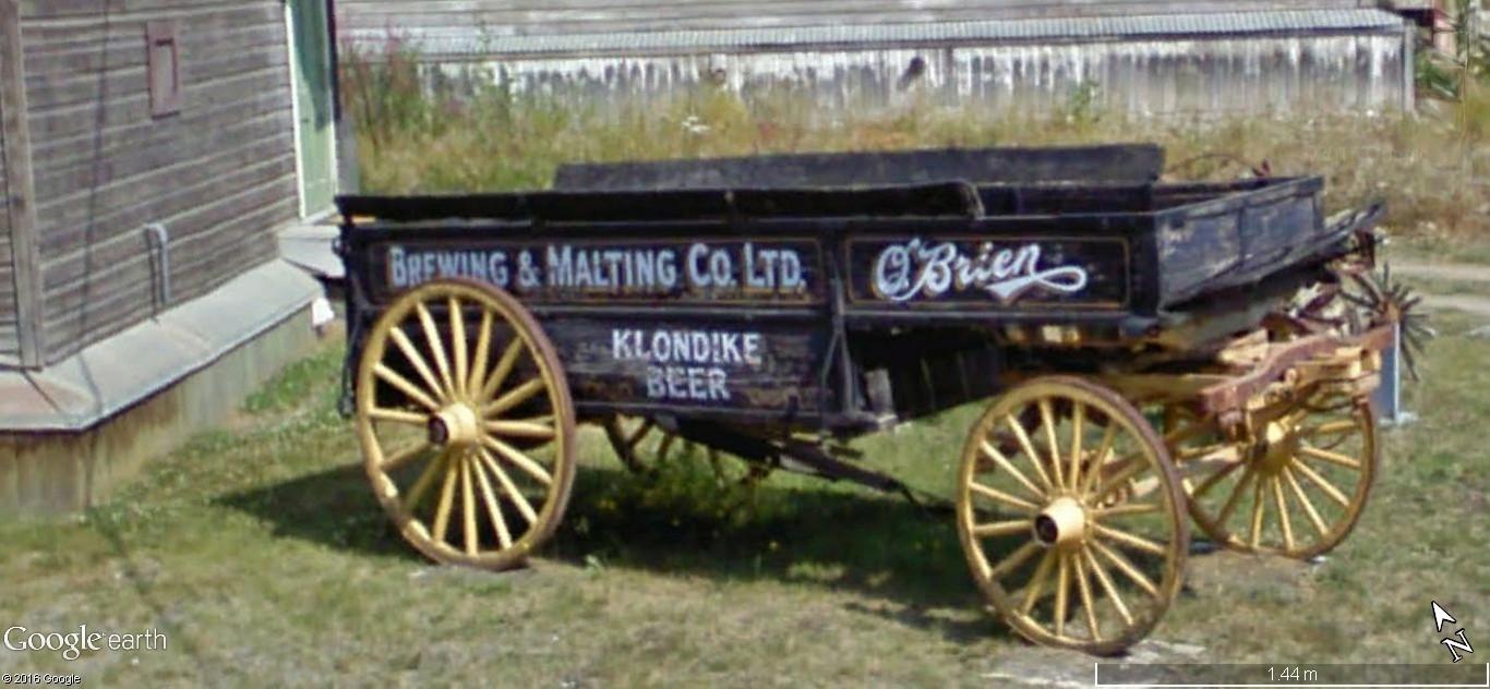 Dawson City, ville témoin de la ruée vers l'or du Klondike. - Page 4 241