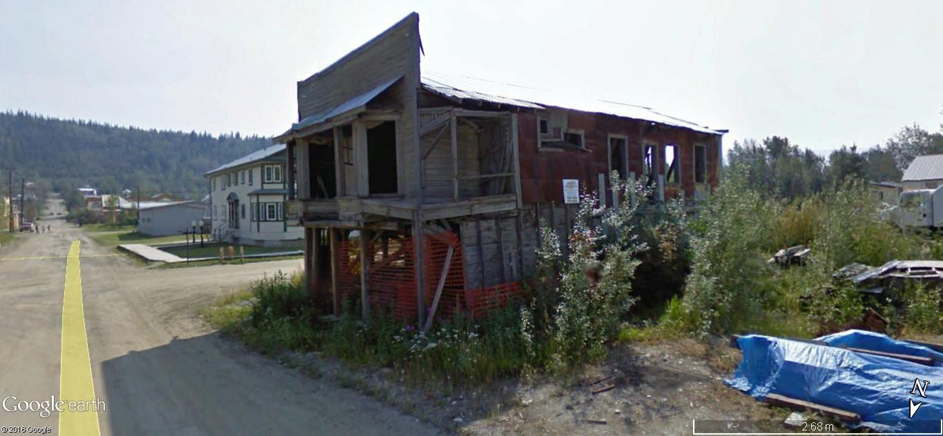 Dawson City, ville témoin de la ruée vers l'or du Klondike. - Page 4 242