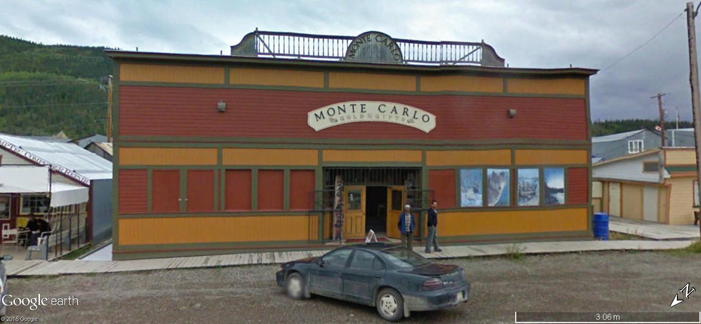 Dawson City, ville témoin de la ruée vers l'or du Klondike. - Page 4 245