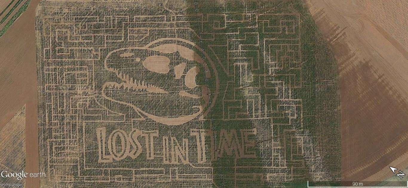 Les labyrinthes découverts dans Google Earth - Page 22 290