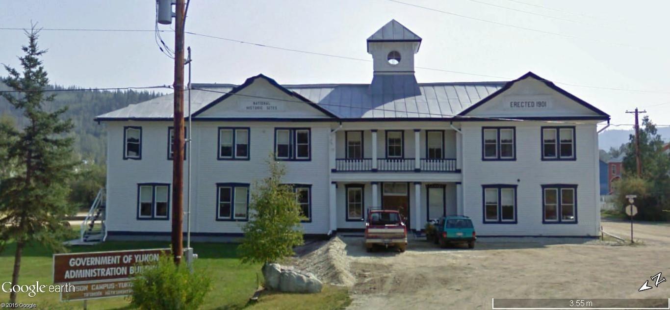 Dawson City, ville témoin de la ruée vers l'or du Klondike. - Page 2 50