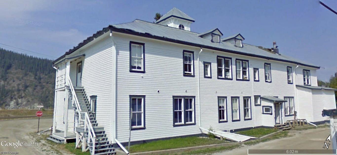 Dawson City, ville témoin de la ruée vers l'or du Klondike. - Page 2 51