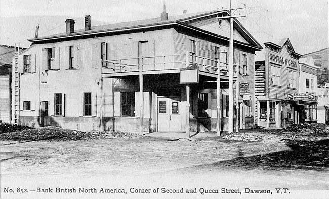 Dawson City, ville témoin de la ruée vers l'or du Klondike. - Page 2 53135311