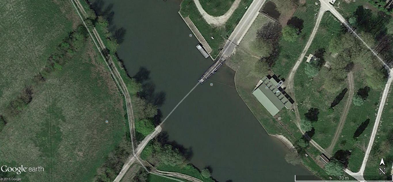"""""""Passe ton bac, d'abord"""". Un prolongement de la route sur le fleuve. - Page 2 70"""