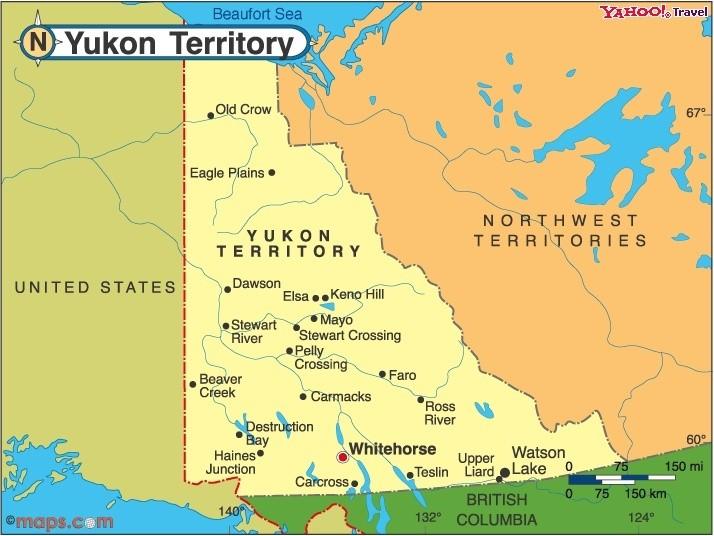 Dawson City, ville témoin de la ruée vers l'or du Klondike. - Page 2 750x7510