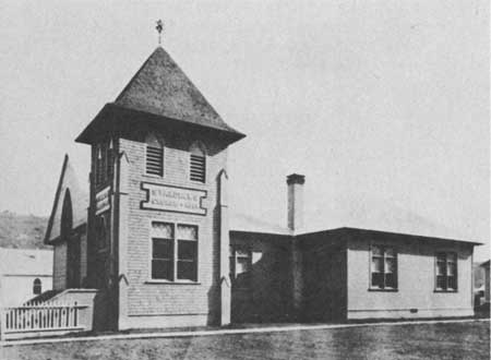 Dawson City, ville témoin de la ruée vers l'or du Klondike. 89