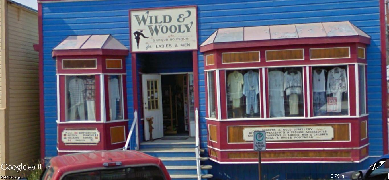 Dawson City, ville témoin de la ruée vers l'or du Klondike. - Page 2 Dawson12