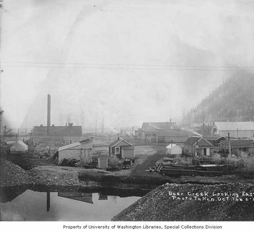 Dawson City, ville témoin de la ruée vers l'or du Klondike. - Page 2 Digita10