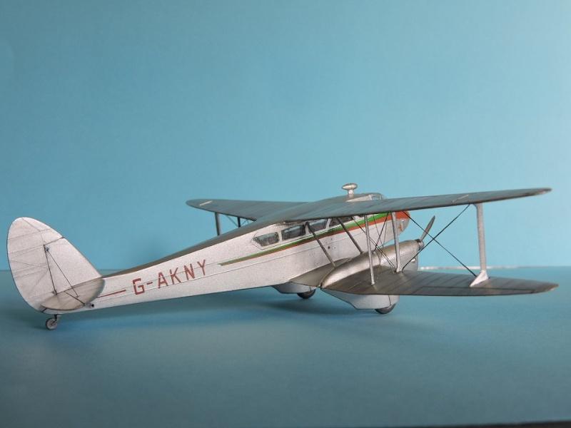 DH-89 Dragon Rapide - Swissair - Kit Heller 1/72 - Page 3 Dehavi15