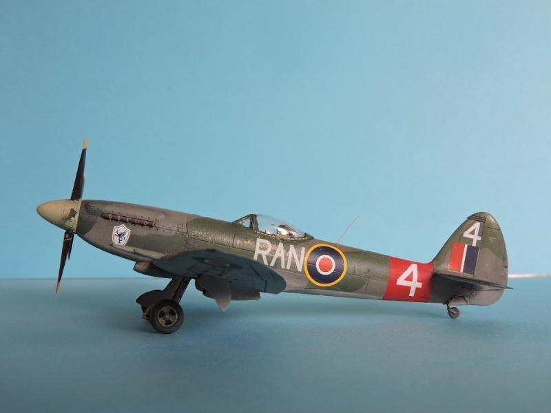 [ AIRFIX] Spitfire MK22 Spitif45