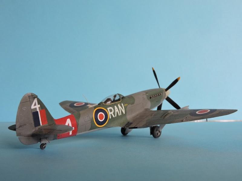 [ AIRFIX] Spitfire MK22 Spitif47