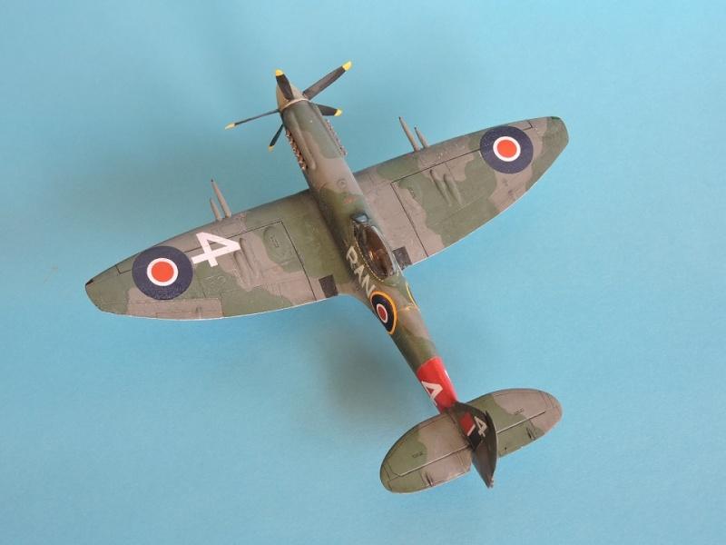 [ AIRFIX] Spitfire MK22 Spitif50