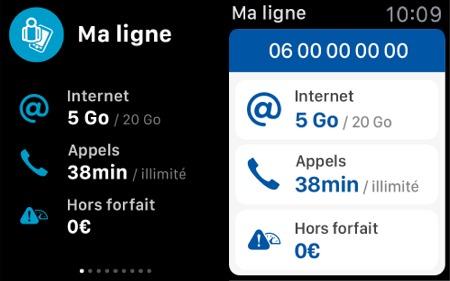 L'Espace Client de Bouygues Telecom débarque sur l'Apple Watch Eci-ap10