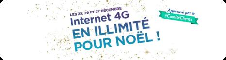 Week-end data illimitée pour Noel chez Bouygues Telecom News2111