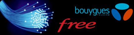 Free et Bouygues Telecom menacent l'ARCEP de moins investir dans la fibre News2911