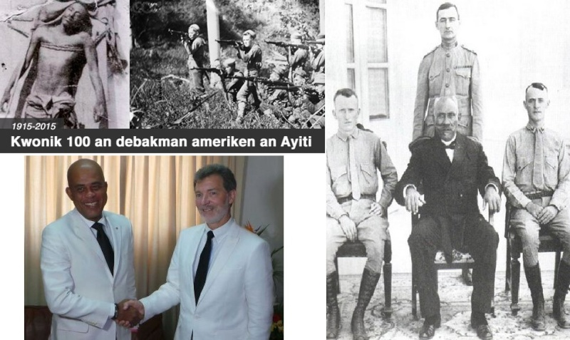 Duties of a U.S. Ambassador to Haiti 1915-210