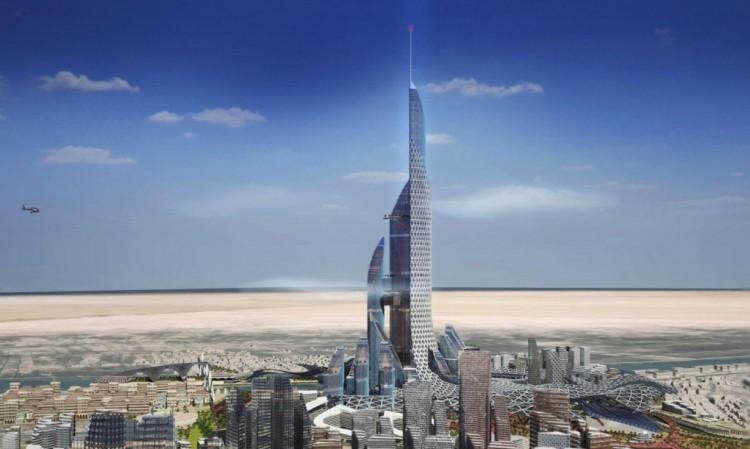 عروس العراق: أعلى من برج دبي ولا تحتاج إلا طاقة الشمس لإدارتها بالكامل! The-br15
