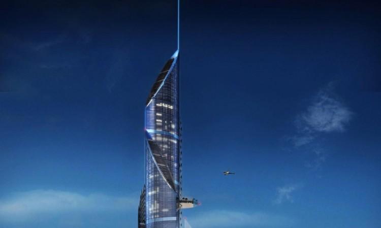 عروس العراق: أعلى من برج دبي ولا تحتاج إلا طاقة الشمس لإدارتها بالكامل! The-br16