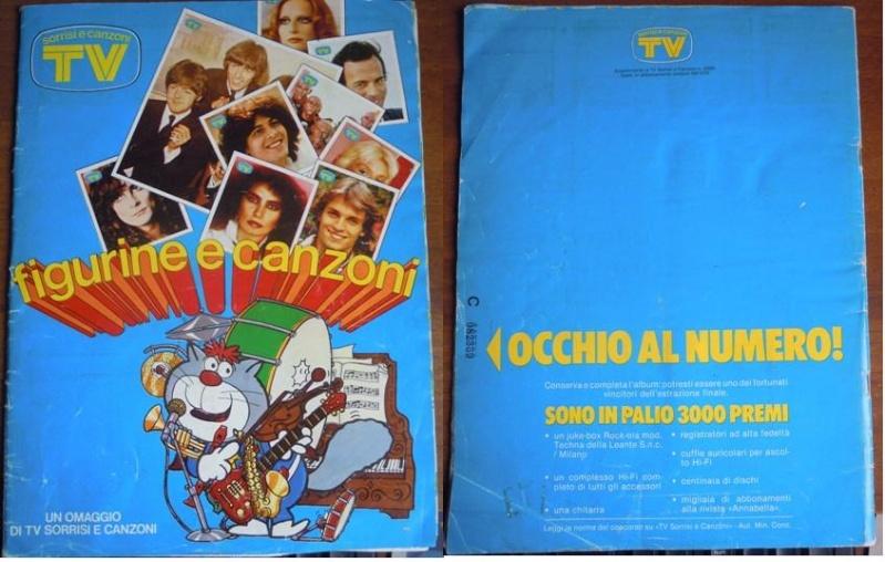 VENDO VARI ALBUM DI FIGURINE ANNI '80 Album_10