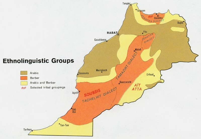 ... Carte linguistique du maroc.... Carte_10