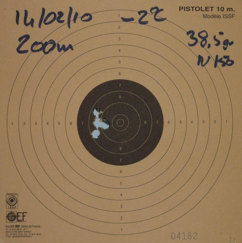 Coucou du tireur avec les bleus P1000712